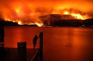 Kelowna Fire 2003