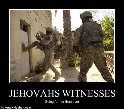 jehovahs witnesses hate halloween strange people knocking door Jehovah s Witness Halloween