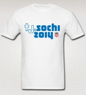 TJ Sochi shirt